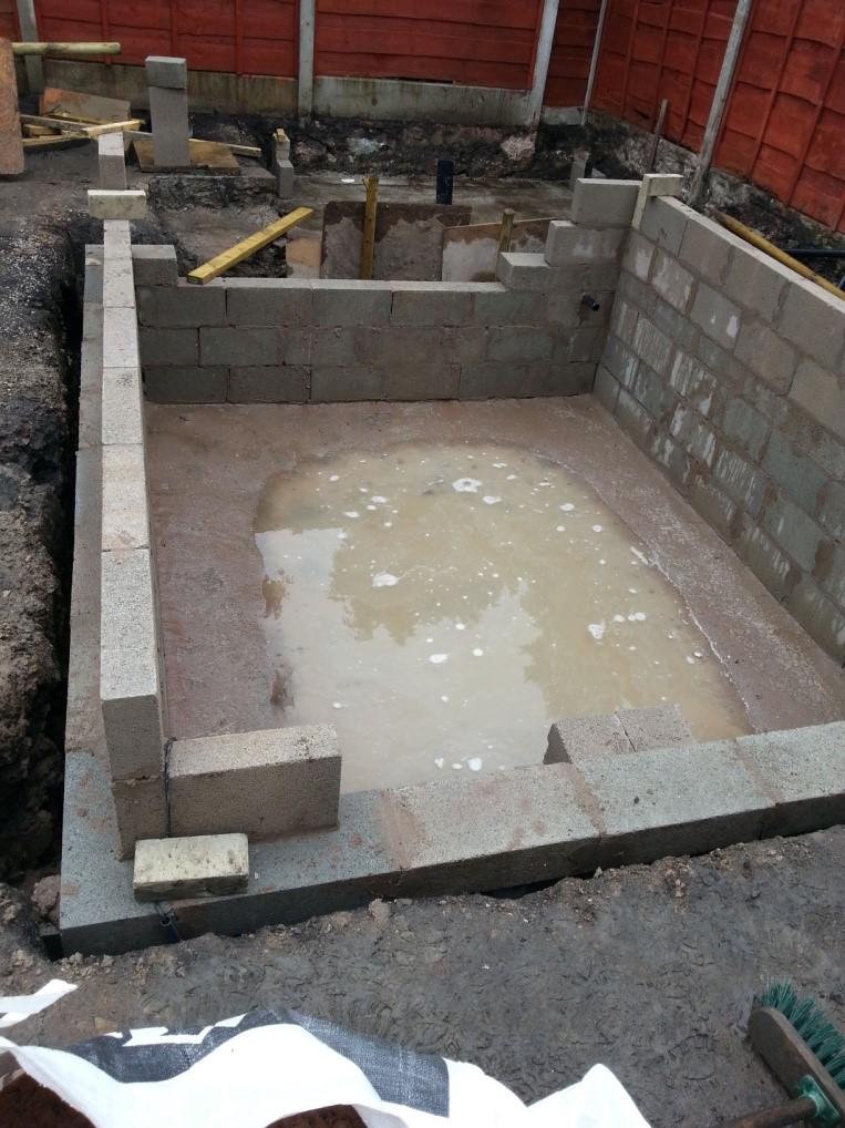 Pond Installation