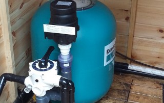 Beed Filter Fitted