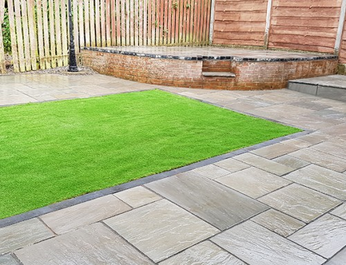 Complete Garden Makeover by Ponds North West
